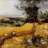 Bruegel Pieter - Contadini 1565