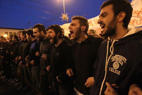 AthensStudentProtest