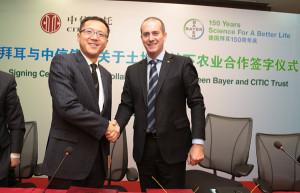 accordo tra Bayer e CITIC