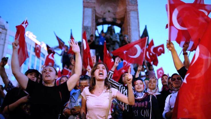 TURCHIA_-_0719_-_Erdogan_signals_death_penalty_return