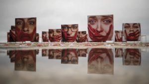 mai in silenzio mostra fotografica rio de janeiro da nuova resistenza