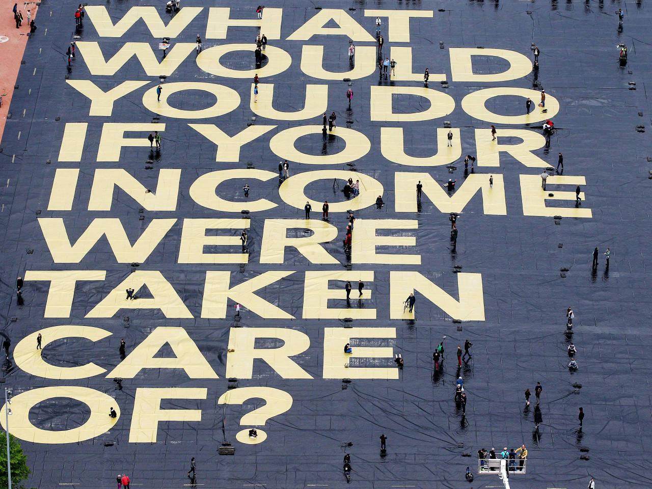 Switzerland Basic Income