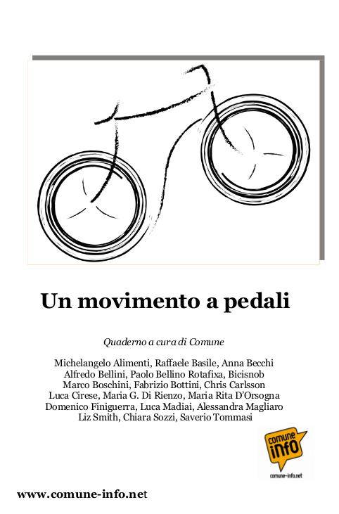 Un movimento a pedali