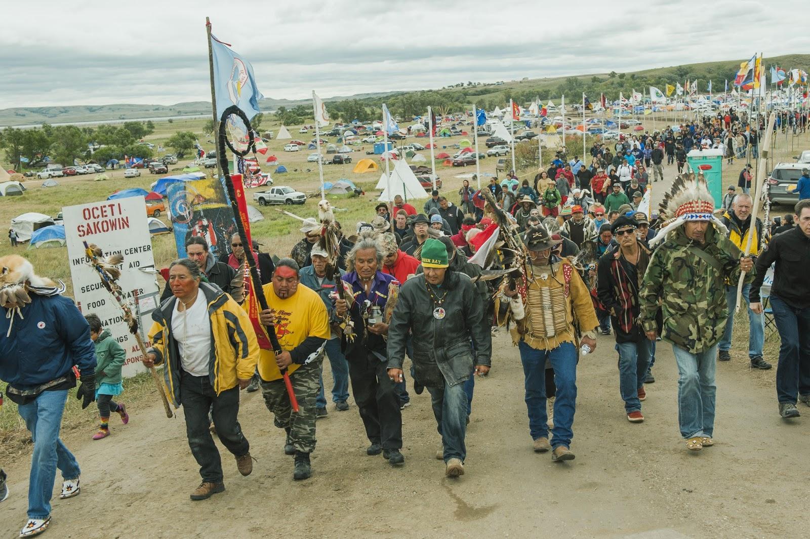 La vittoria dei Sioux contro l'oleodotto in Nord Dakota