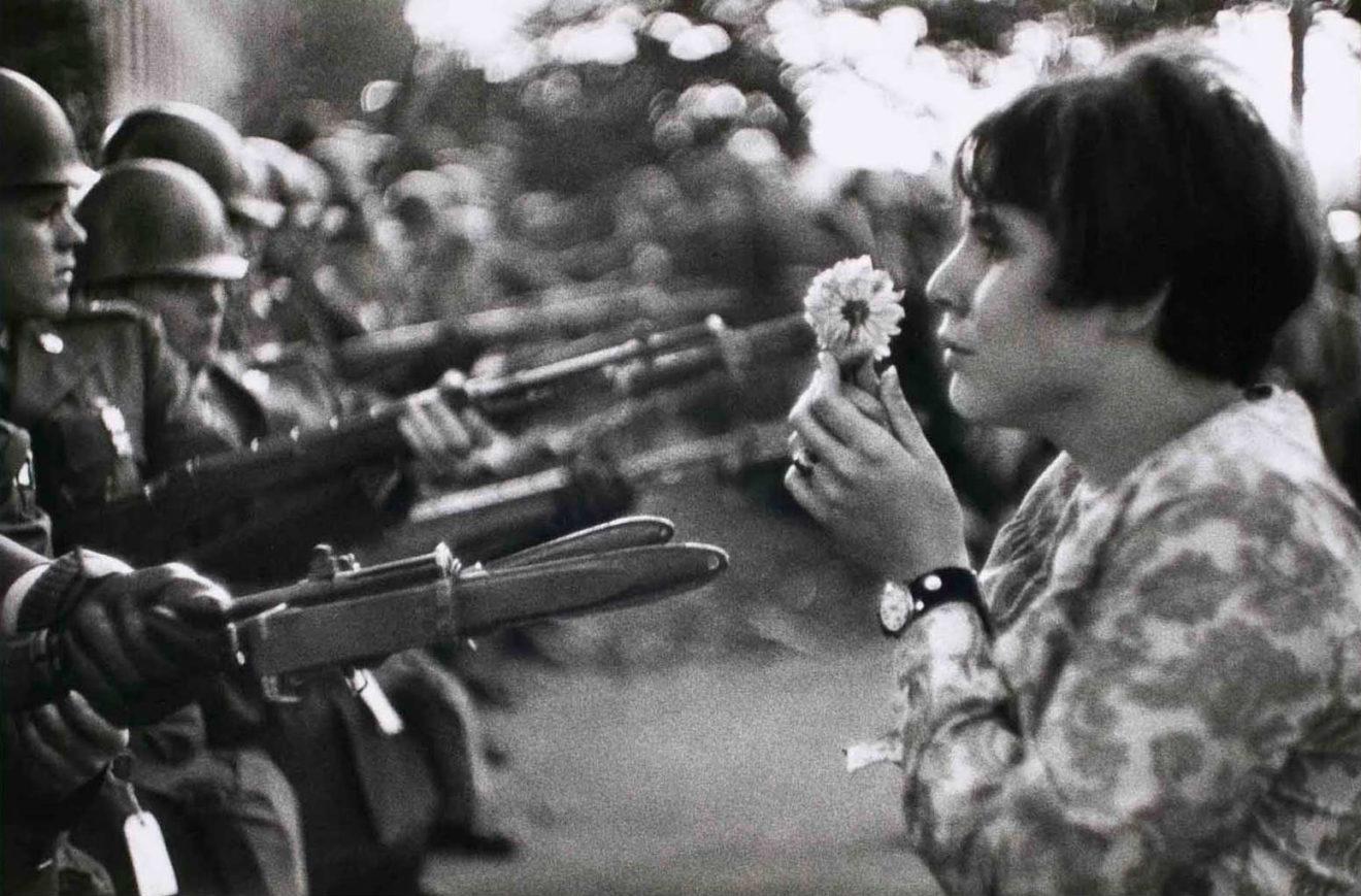 Fate l'amore, non la guerra...