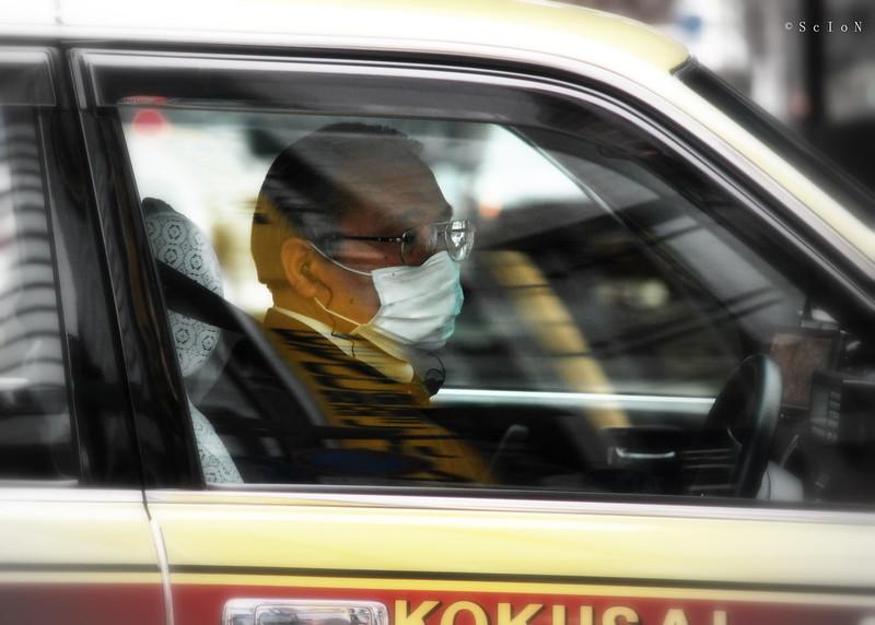 Il virus viaggia in auto