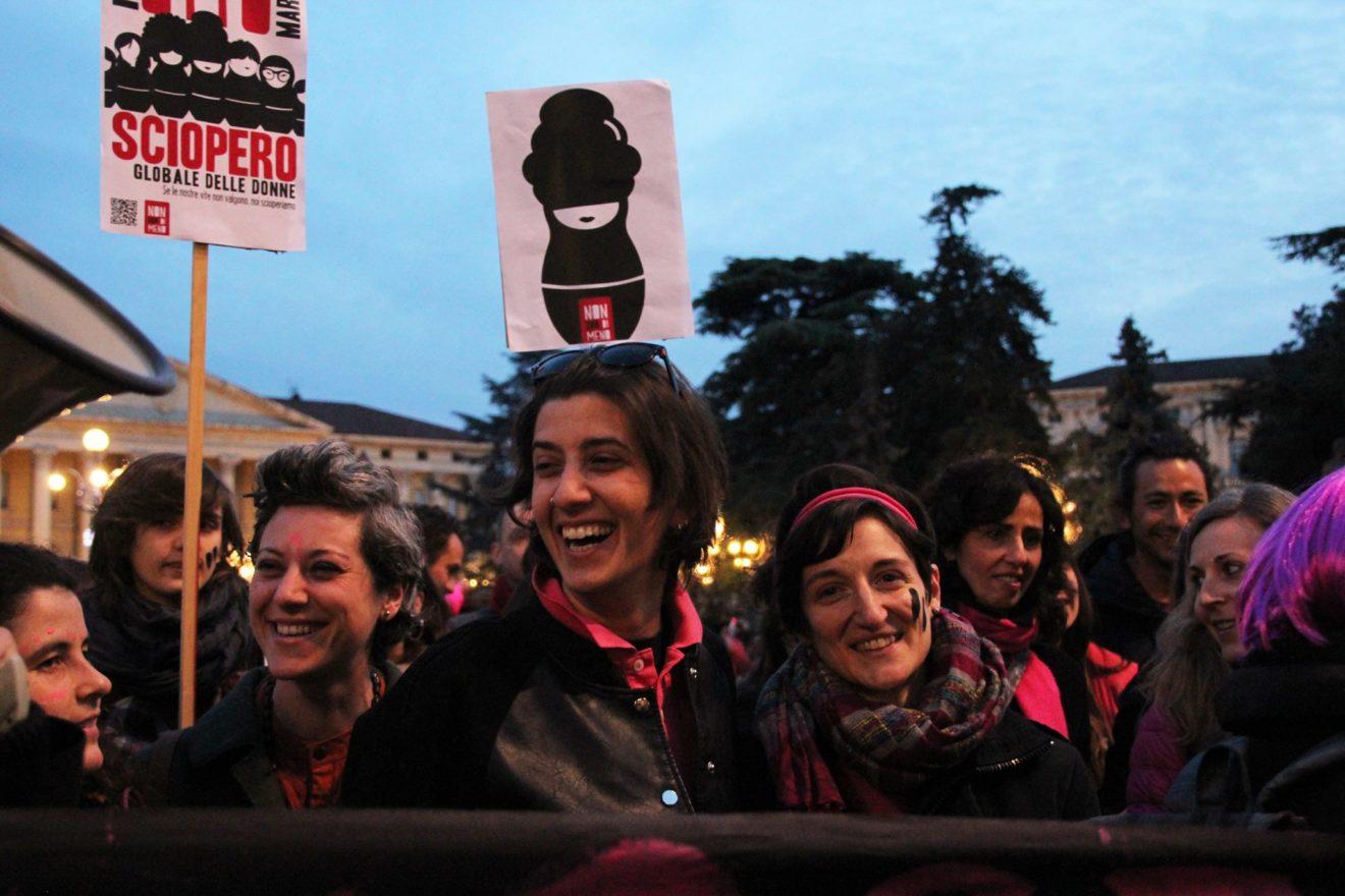 Vietato lo sciopero femminista del 9 marzo