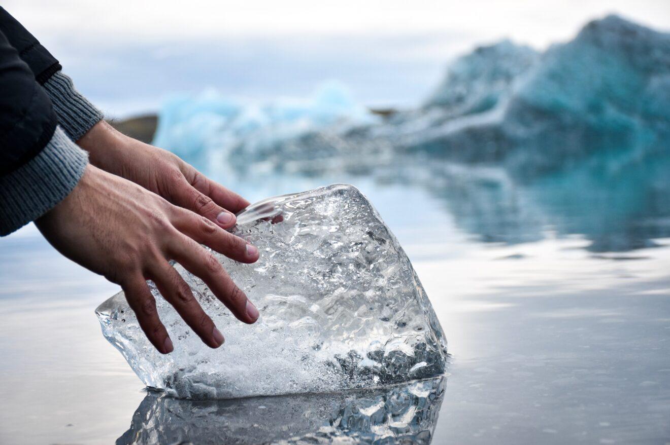 Addio ai ghiacci