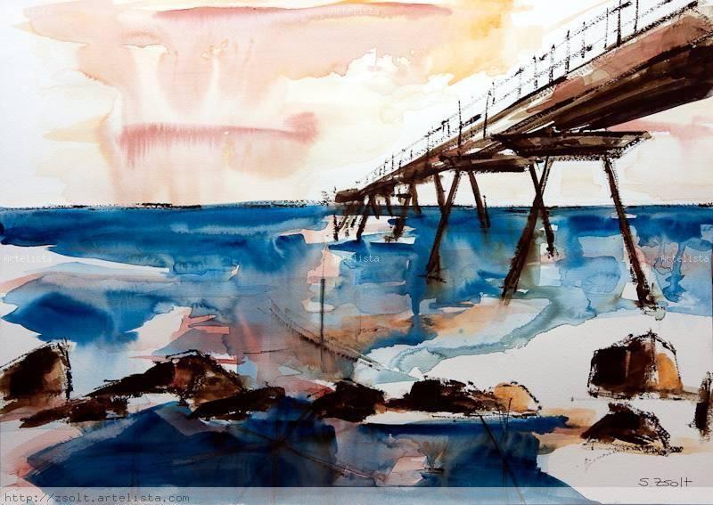 Sui ponti sospesi tra acqua e cielo