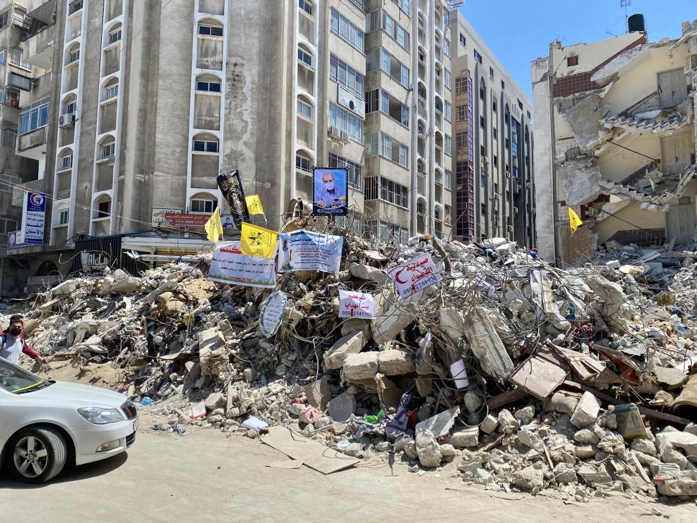 A Gaza, tra le macerie e i perché