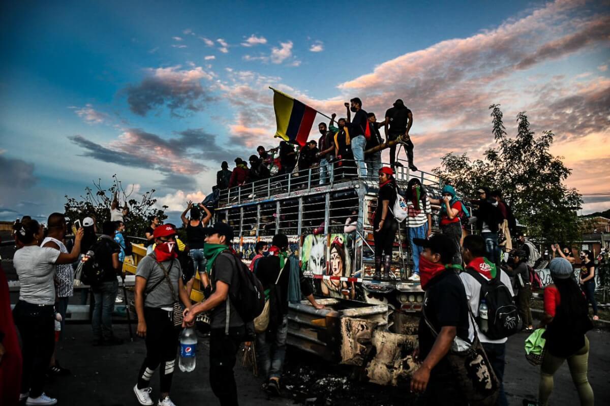 Lezioni dalla rivolta in Colombia