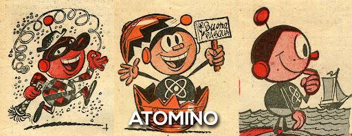 Il ministro Atomino
