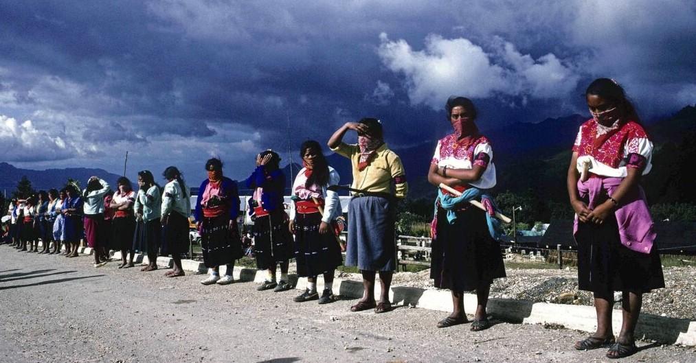 Il Chiapas sull'orlo di una guerra civile