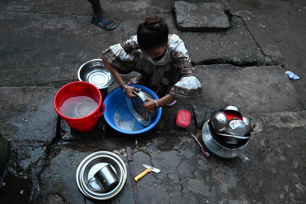 Siamo in piena crisi idrica