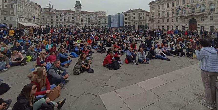 A Trieste si respira aria di lotta sociale