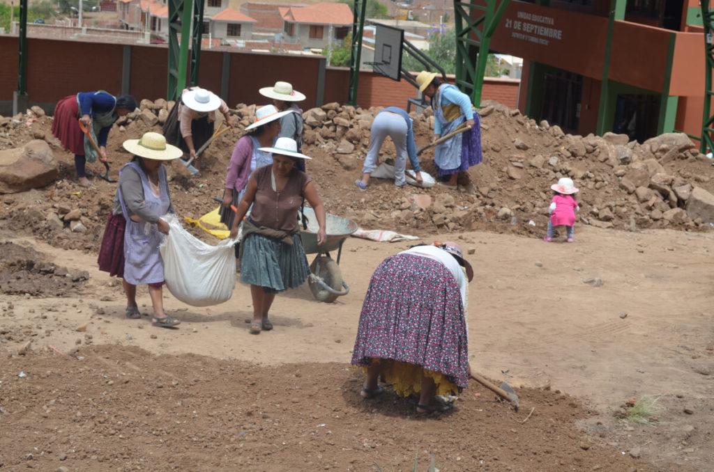 Risultati immagini per cochabamba quartiere sivingani