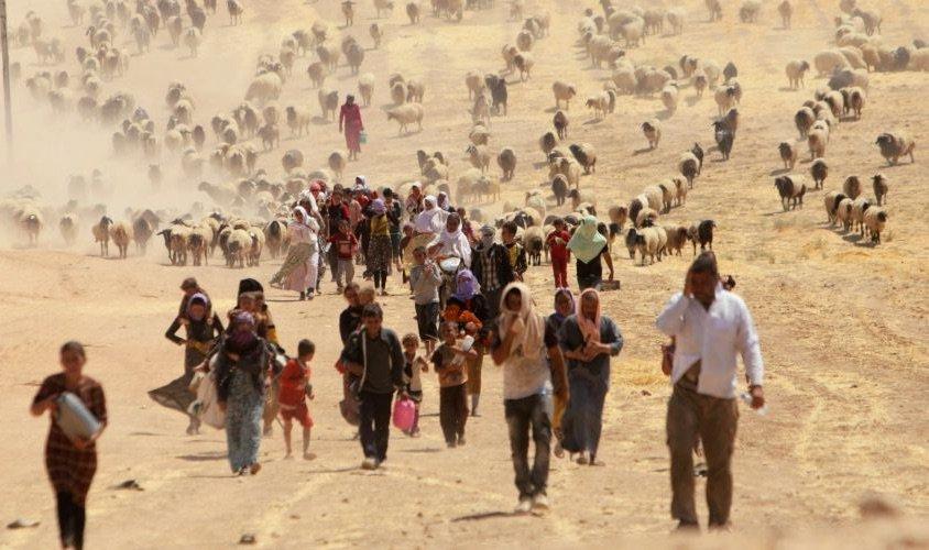 Risultati immagini per I migranti climatici