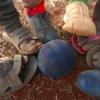 pelota+de+trapo+y+zapatos+viejos